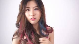 SistaCafe Channel : How to Dying my hair with Chalk