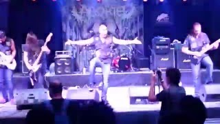"""Aborted - """"Hecatomb"""" live in Egypt 2015"""