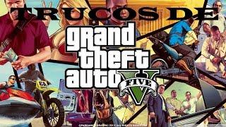 Todos los Trucos (Claves) de Grand Theft Auto V PC (GTA 5)