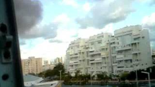 preview picture of video 'grad rocket fall next to my house in Ashdod'