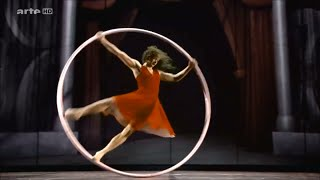 Angelica Bongiovonni - Beautiful Cyr Wheel Dance