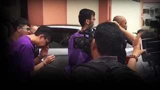 Taiping courthouse issues remand for JJPTR trio