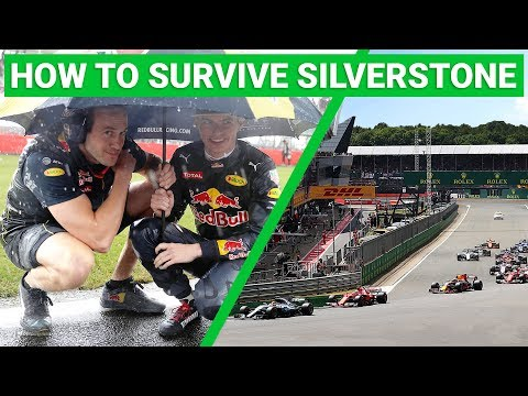 How F1 Fans Survive A Grand Prix