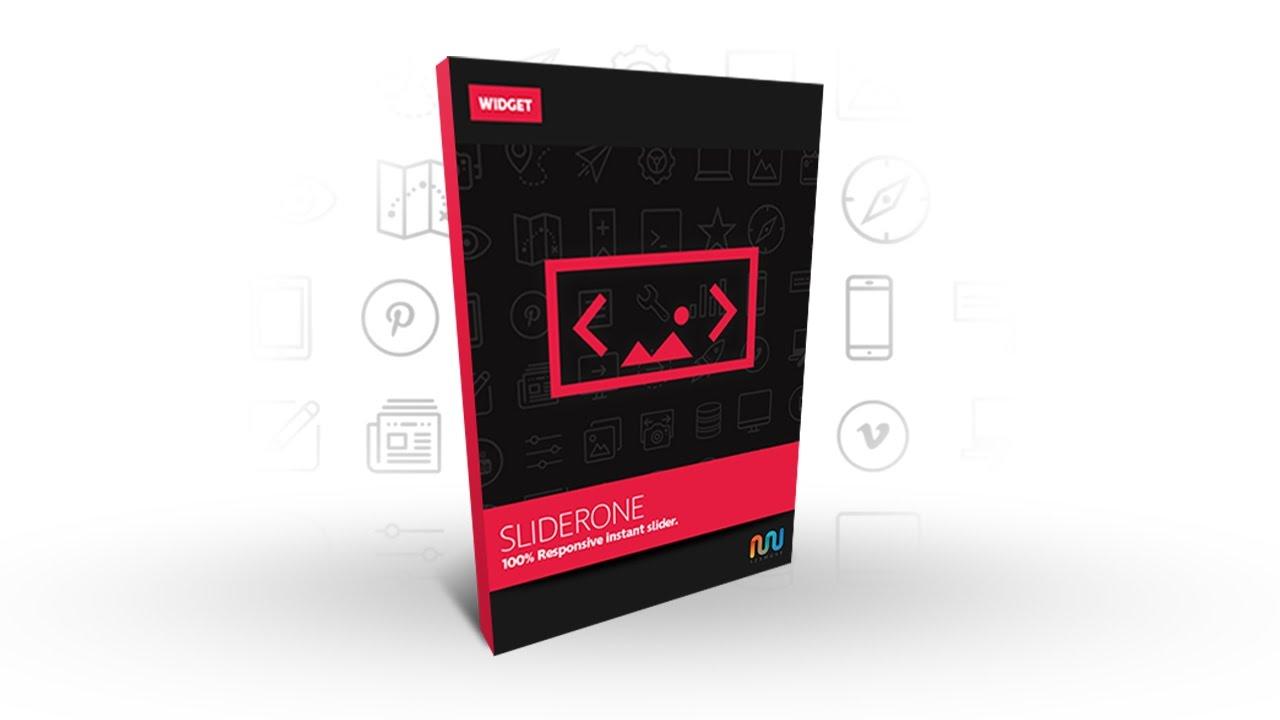 Adobe Muse Widget or Adobe Muse Template | Pro Unit | Slider One