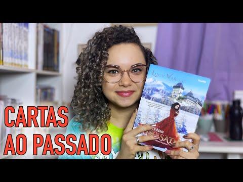 RESENHA CARTAS DO PASSADO | ED. CHARME