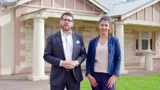 10 Sherriff Street Underdale with Michael Walkden & Bahareh Bidhendi - Adelaide Real Estate Agent SA