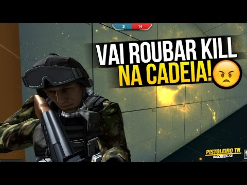 AU MODERN FPS | MALDITO ROUBA KILL! (Jogo Volto)