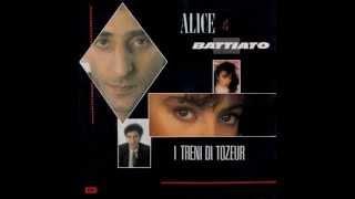 Eurovision 1984 Italy Alice & Battiato - I Treni Di Tozeur
