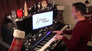 Walking in a Winter Wonderland - Jazz Piano Arrangement by Jonny May