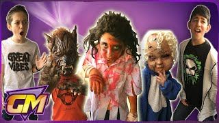 Scary Songs In Real Life: Evil Bad Baby, Zombies and more!!