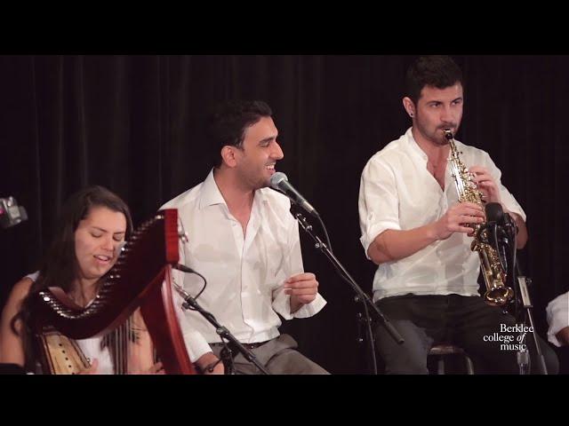 Entradilla Segoviana – Spanish Folk Music: live at Berklee