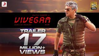 Vivegam - Official Trailer