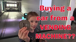 We buy a CHALLENGER at Carvana!! IN a VENDING MACHINE!