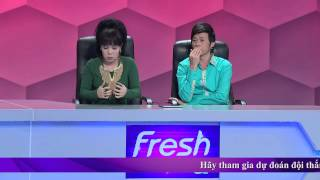 NGƯỜI BÍ ẨN 2015 | ODD ONE IN VIETNAM - TẬP 8 - NHẬT KIM ANH & TẤN BEO - FULL HD (03/5)