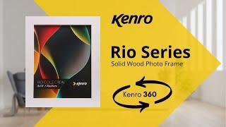 Rio Classic White Frame 360 video