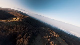 Plateau in late autumn - BETA95X V2 NAKED GOPRO hero6+ReelSteadyGO Cinematic FPV