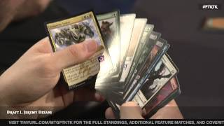 Pro Tour Khans of Tarkir: Jeremy Dezani's first draft