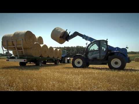New Holland Teleskoplæssere - Ny LM
