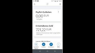 Was ist das Paypal-Kreditlimit?