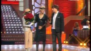 Юрий Аскаров и Арина Наумова. Танго