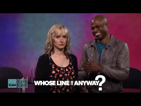 Whose Line Is It Anyway? | Best of...First Date | CW Seed