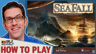 Seafall - How To Play