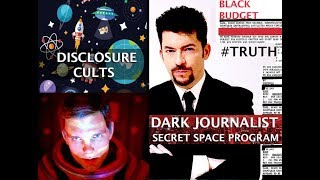SECRET SPACE PROGRAM UPDATE: DISCLOSURE CULTS & DISINFORMATION! SPECIAL GUEST CLIF HIGH