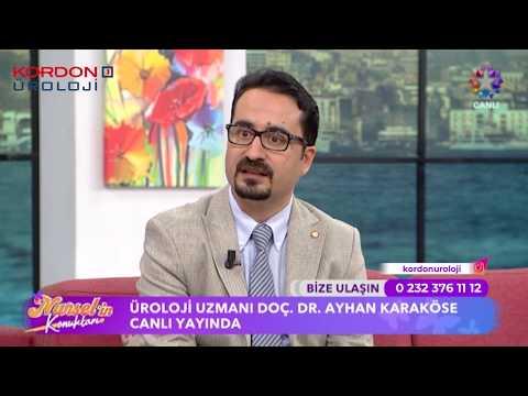 Ayhan Karaköse - Prostat Ameliyatı Sonrası Tekrarlar Mı ? Nurselin Konukları Star TV