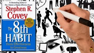 THE 8TH HABIT BY STEPHEN COVEY | ANIMATED BOOK SUMMARY