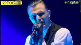 HURTS   Stay (Rock Am Ring 2013)