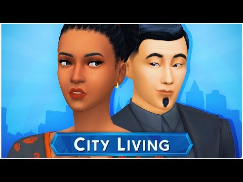 Let's Play the Sims 4 City Living (Part 28) A Dilemma