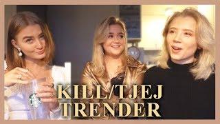 TYCKER TILL OM POPULÄRA TRENDER ft. Amy & Ella