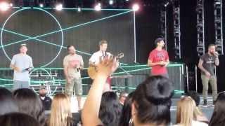 Backstreet Boys Soundcheck: Trust Me (Concord, CA)