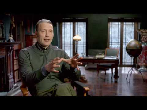 "Mads Mikkelsen ""Kaecilius"" Movie Interview For ""Doctor Strange"" & Review"