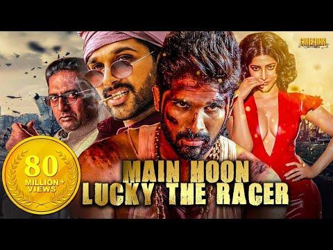 Main Hoon Lucky The Racer Hindi Dubbed Full Movie | Latest Allu Arjun Hindi Dubbed Movies