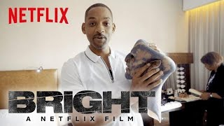 Download Youtube: Bright | Will Smith Surprises Fans During Bright World Tour | Netflix
