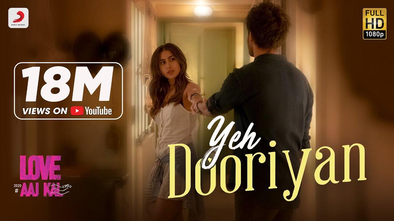 Yeh Dooriyan Lyrics | Love Aaj Kal | Sara & Kartik | Mohit Chauhan Lyrics