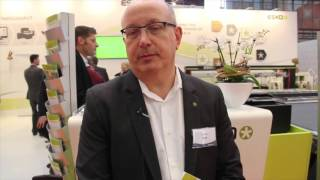 FESPA España entrevista a David Petit de ESKO en FESPA Digital 2016