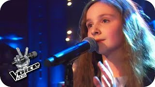 Edith Piaf - Non, je ne regrette rien (Sofie) | The Voice Kids 2017 | Sing Offs | SAT.1