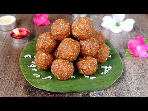 নারকেলের নাড়ু | Narkel Naru Recipe | Bangladeshi Narkel Naru | Gur Diye Narkel Naru