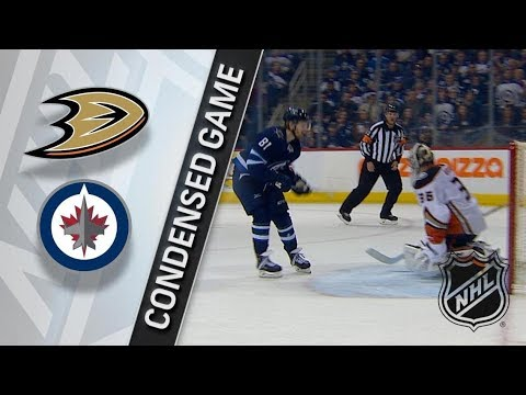 Anaheim Ducks vs Winnipeg Jets – Mar. 23, 2018 | Game Highlights | NHL 2017/18. Обзор