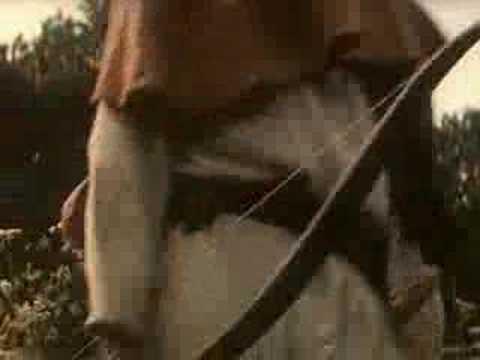 """Баллада о вольных стрелках - """"Баллада о доблестном рыцаре Айвенго"""""""