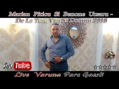Marian Piticu & Benone Ursaru – De la tara vin si domnii Video