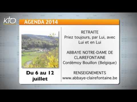 Agenda du 9 juin 2014