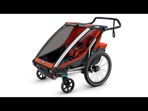 THULE Chariot Cross - 2-lapselle