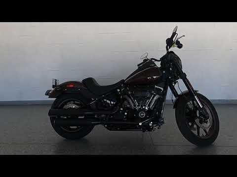 2021 Harley-Davidson Softail Low Rider S FXLRS