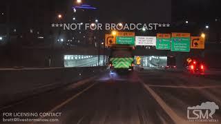 01-12-19 Cincinnati, OH-Snow causing major travel problems