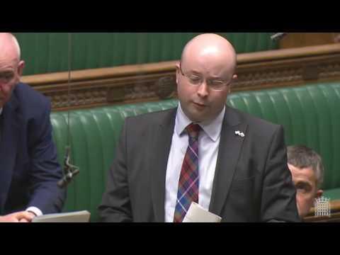 Patrick Grady MP:
