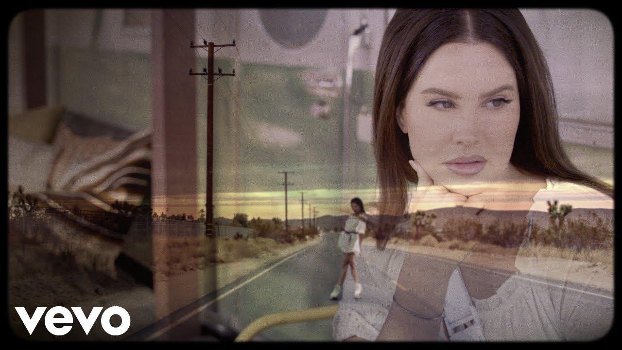 Lirik Lagu White Dress - Lana Del Rey dan Terjemahan