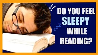 Watch this if you feel sleepy or get easily distracted while reading | How to focus while reading